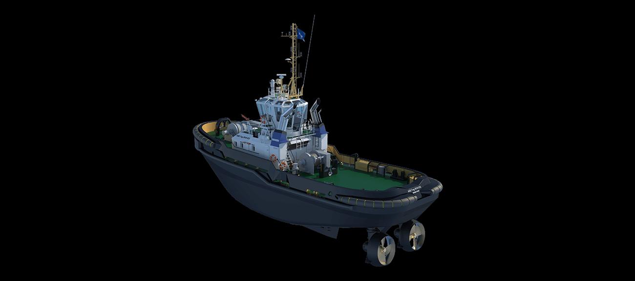 ASD TUG 3010 ICE CLASS
