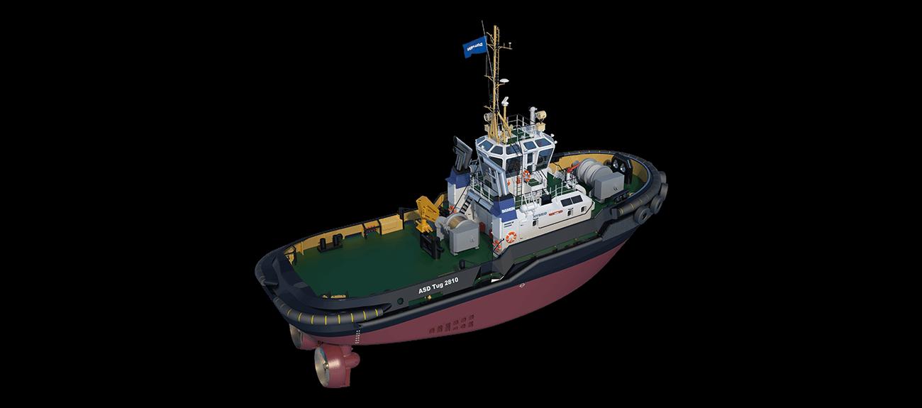 ASD TUG 2810 HYBRID