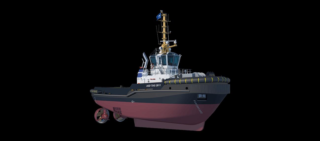 ASD TUG 2811