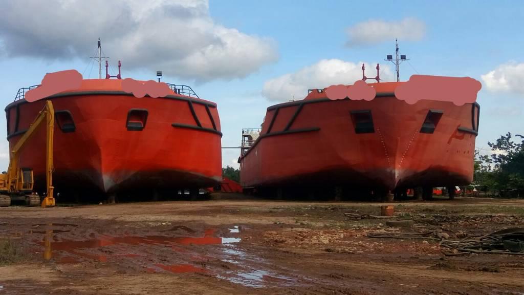 Dijual kapal SPOB 5000 ton